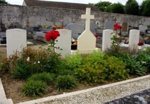 Braine Communal Cemetery