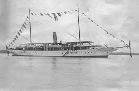 Nigerian Yacht Ivy