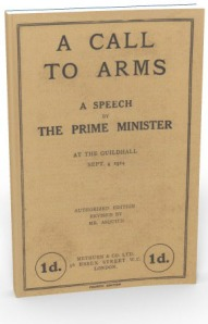 Guildhall speech