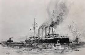 HMS Good Hope 1901