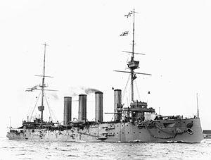 HMS Good Hope 1914