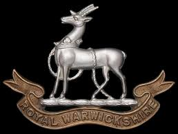 Warwickshire Regiment Badge