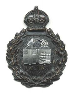 Great Western Railway Police Helmet Badge