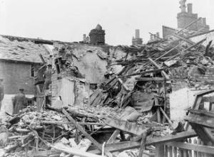 King's Lynn Zeppelin raid