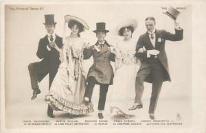 Lionel MacKinder is on the left