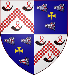 Arms of the Lord Sempill