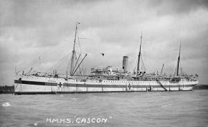 HMHS Gascon