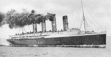 RMS Lussitania
