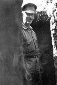 Alfred John Shout VC