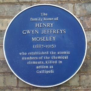 Henry Gwyn Jeffreys Moseley