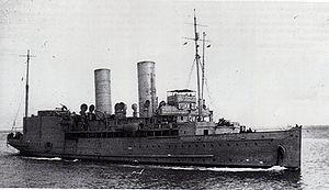 HMS Ben-my-Chree