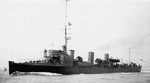 HMS Velox