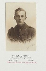 Alan Victor Hobbs