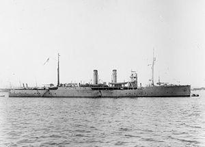 HMS Arabis