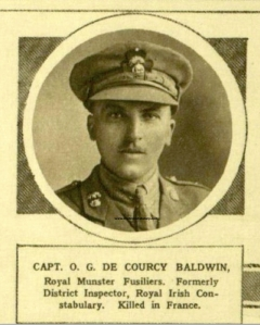 Osborne George DeCourcy Baldwin