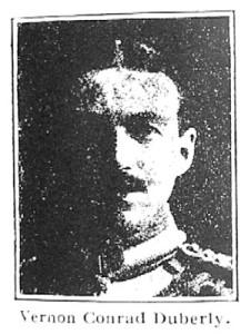 Vernon Conrad Duberly