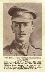 Alfred Thomas Shaughnessy
