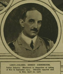Ernest Codrington