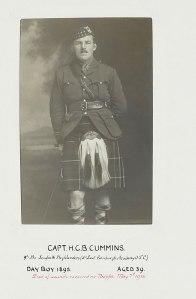 Herbert Charles Bruce Cummins