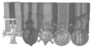 William Rathbone Medals