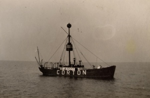 Corton Light Vessel