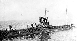 Submarine E18