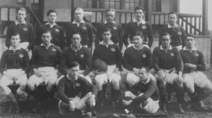 1914 Scottish National Rugby Team