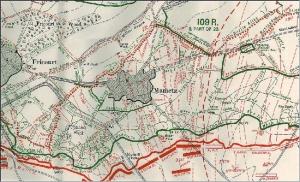 Mametz Wood July 1916