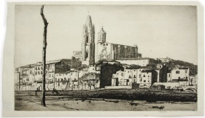 Percy Francis Gethin print