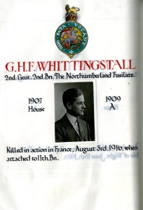 George Herbert Fearnley-Whittingstall