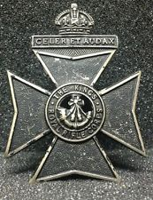 Cap badge of the King's Royal Rifle Corps