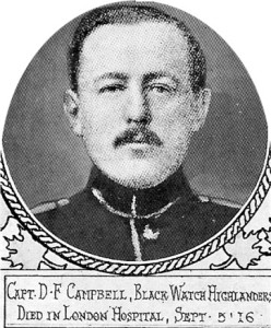Duncan Frederick Campbell