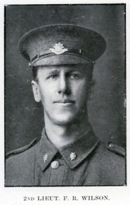 Frank Reginald Wilson