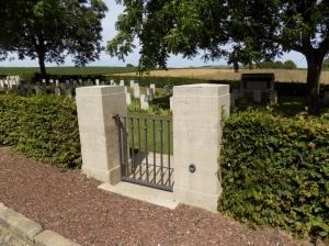 Peake Wood Cemetery