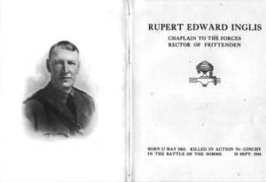 Rupert Edward Inglis