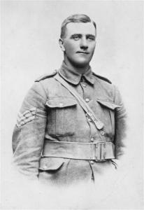 Donald Forrester Brown VC