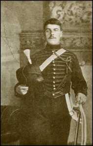 Horace Henry Glasock VC