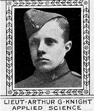 Airco DH 2 [Eduard 1/48] - Cpt. Arthur Gerald Knight Arthur-gerald-knight