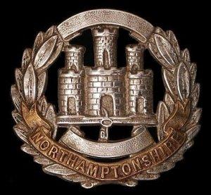 cap-badge-of-the-northamptonshire-regiment