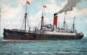RMS Ivernia