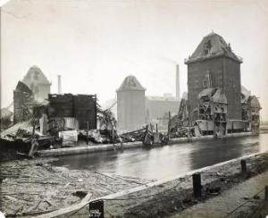 Silvertown Explosion