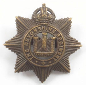 cap-badge-of-the-devonshire-regiment