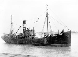 HM Trawler Cotsmuir