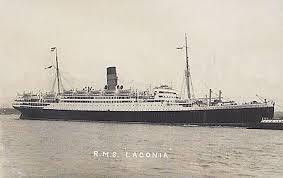 Cunard Liner Laconia