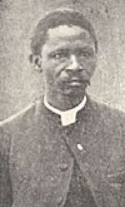 Reverend Isaac Wauchope