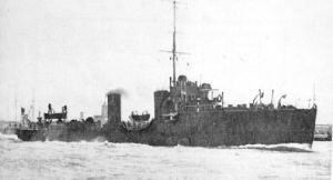 HMS Foyle
